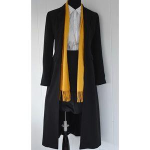 Jackets & Blazers - La Galleria La Rue Long Sleeve Jacket Black Sz 4